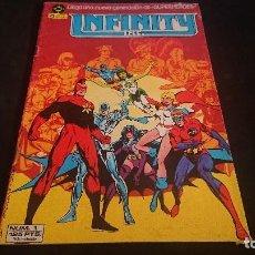 Cómics: TEBEO INFINITY Nº 1 , EDICIONES ZINCO 1986 , LEER DESCRIPCION. Lote 288583198