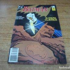 Cómics: BATMAN Nº 1 ZINCO EL ENIGMA CLAYFACE. Lote 288687628