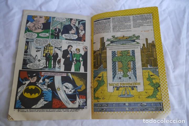 Cómics: Comic Batman Zinco 1988 - Foto 5 - 288721413