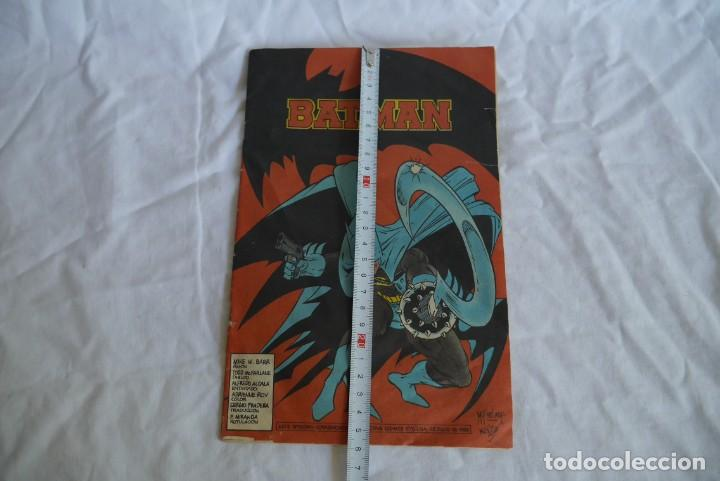 Cómics: Comic Batman Zinco 1988 - Foto 6 - 288721413