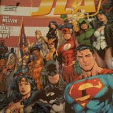 Cómics: JLA. LA LIGA DE LA JUSTICIA. 10 GRAPAS. COMICS D.C. MELTZER, BENS Y HOPE. Lote 288742928