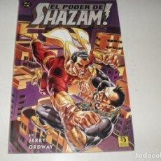 Cómics: EL PODER DE SHAZAM¡¡¡.EDICIONES ZINCO.AÑO 1995.. Lote 288858693