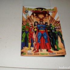 Cómics: LIGA DE LA JUSTICIA:PEDADILLA DE VERANO.EDICIONES VID,AÑO 1998.. Lote 288859578