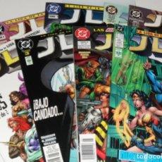 Cómics: JLA,8 PRESTIGIOS,:NUEVO ORDEN MUNDIAL.EDICIONES VID,AÑO 1998.. Lote 288859828