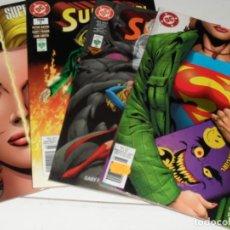 Cómics: SUPERGIRL,4 TOMOS,AUTOR PETER DAVID.EDICIONES VID,AÑO 1999.. Lote 288860188