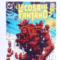 Cómics: LA COSA DEL PANTANO 4ª SERIE 6 (MOORE / VEITCH / ALCALÁ) ZINCO, 1991. OFRT. Lote 288862733