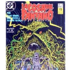 Cómics: LA COSA DEL PANTANO 4ª SERIE 2 (MOORE / VEITCH / ALCALÁ) ZINCO, 1991. OFRT. Lote 288862738