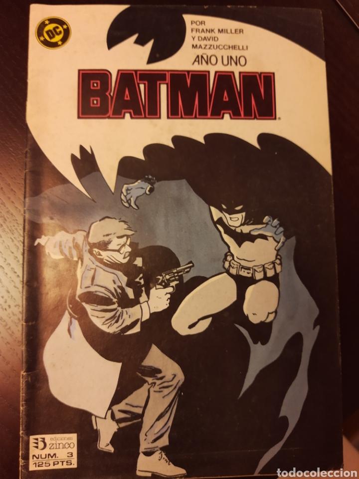 Cómics: Batman año 1 Frank Miller - Foto 2 - 288864168