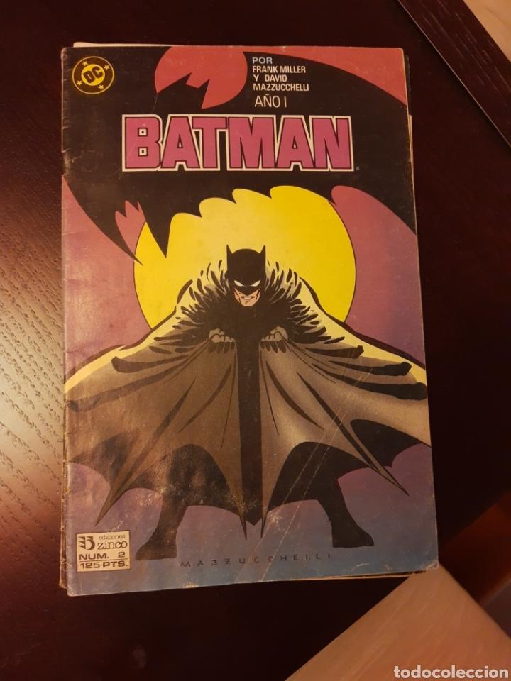 Cómics: Batman año 1 Frank Miller - Foto 3 - 288864168