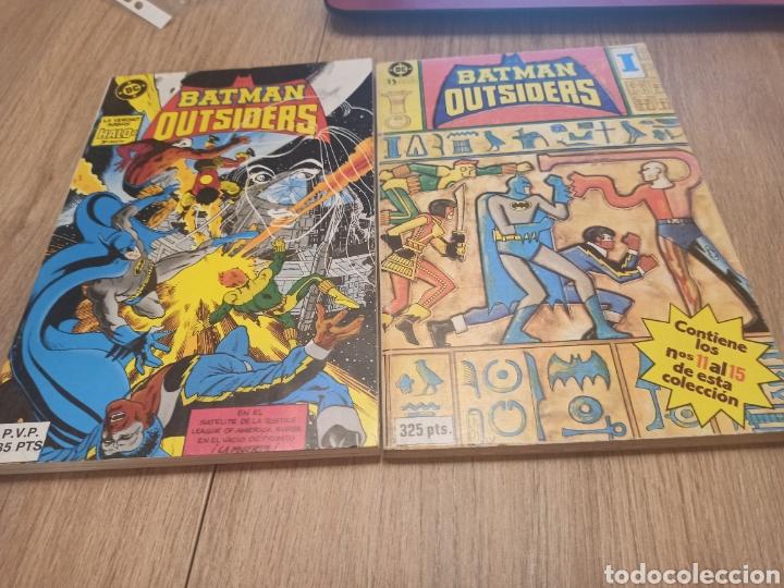 Cómics: Batman outsiders 26 números completa zinco 6 tomos - Foto 2 - 289001828
