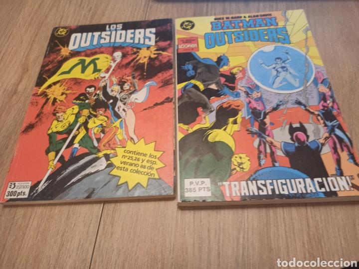 Cómics: Batman outsiders 26 números completa zinco 6 tomos - Foto 3 - 289001828