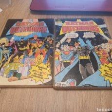 Cómics: BATMAN OUTSIDERS 26 NÚMEROS COMPLETA ZINCO 6 TOMOS. Lote 289001828