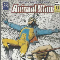 Cómics: ANIMAL MAN - RETAPADO - NºS 6 AL 10 - PERFECTO ESTADO, NUEVO !!. Lote 289211253
