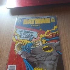 Cómics: BATMAN 37 ZINCO. Lote 289273023