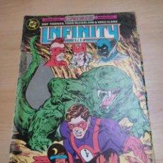 Cómics: DC COMICS INFINITY Nº 19 DE ROY THOMAS & TODD MCFARLANE - EDICIONES ZINCO 1986. Lote 289329108