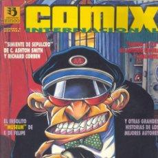 Cómics: COMIX INTERNACIONAL Nº2 (2ª ÉPOCA). ZINCO. CORBEN, JOSÉ ORTIZ, HOWARD CHAYKIN, GIMÉNEZ, SEGURA.... Lote 289357513