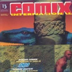 Cómics: COMIX INTERNACIONAL Nº3 (2ª ÉPOCA). ZINCO. CORBEN, GIMÉNEZ, DE FELIPE, SACCOMANO, D´ISRAELI.... Lote 289358903
