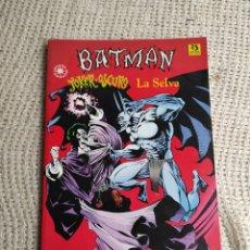 Cómics: BATMAN JOKER OSCURO - LA SELVA /POR: DOUG MOENCH , KELLEY JONES -ED. DC ZINCO. Lote 289642713