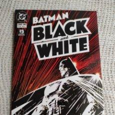 Cómics: BATMAN BLACK AND WHITE LIBRO 1 -ED. DC ZINCO. Lote 289690078