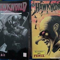 Cómics: HAWKWORLD - NUM 2 Y 3. Lote 289733848