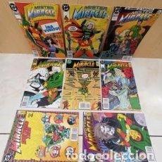 Cómics: MISTER MIRACLE - COLECCIÓN COMPLETA 8 NUMEROS - EDICIONES ZINCO - EXCELENTE ESTADO.. Lote 289741898