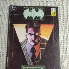 Cómics: LEYENDAS DE BATMAN Nº 27 -ED. DC COMICS ZINCO. Lote 289859098