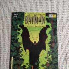 Cómics: LEYENDAS DE BATMAN Nº 40 -ED. DC COMICS ZINCO. Lote 289859193