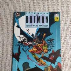 Cómics: LEYENDAS DE BATMAN Nº 24 -ED. DC COMICS ZINCO. Lote 289859298