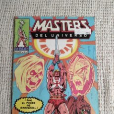 Cómics: MASTERS DEL UNIVERSO Nº 1 - EDITA : ZINCO - DC. Lote 289868293