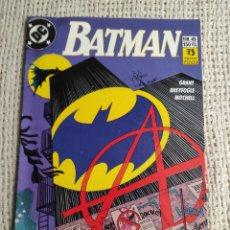 Cómics: BATMAN VOL. 2 Nº 45 -ED. DC COMICS ZINCO. Lote 289868798