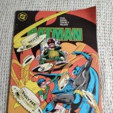 Cómics: BATMAN VOL. 2 Nº 11 -ED. DC COMICS ZINCO. Lote 289869743