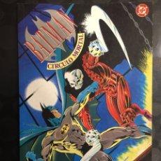 Cómics: BATMAN : CÍRCULO MORTAL DC COMICS ( 1992 ). Lote 289880768