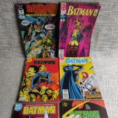 Cómics: BATMAN VOL. 2 LOTE DE 34 EJEMPLARES -ED. DC COMICS ZINCO. Lote 289904228