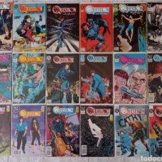 Cómics: QUESTION (EDICIONES ZINCO) COMPLETA 36 NUMEROS. Lote 290542938