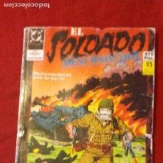 Cómics: EL SOLDADO DESCONOCIDO - RETAPADO DEL 1 AL 5 - RUSTICA. Lote 290780563