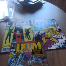 Cómics: DC PREMIERE DOOM PATROL LA PATRULLA CONDENADA 14 , 15 Y 16. Lote 290908773