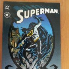 Cómics: SUPERMAN. BALAS ARDIENTES. PRESTIGIO ZINCO. Lote 291926223