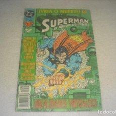 Cómics: SUPERMAN N. 25 DC.. Lote 291935063