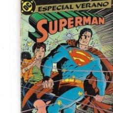 Cómics: SUPERMAN-ESPECIAL VERANO Nº4. Lote 292302673
