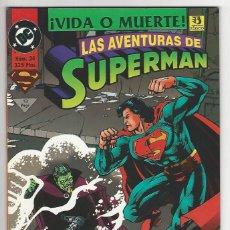 Cómics: ZINCO. SUPERMÁN 1993-1996. 26.. Lote 292386818