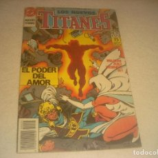 Cómics: TITANES N. 25 , DC .. Lote 292401283