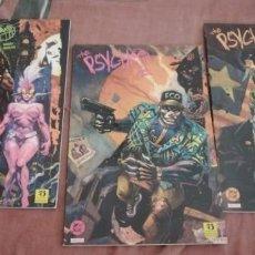 Cómics: 3 COMICS - THE PSYCHO (DC) (EDICIONES ZINCO). Lote 292597598