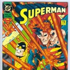 Cómics: ZINCO. SUPERMÁN 1993-1996. 31.. Lote 292624038