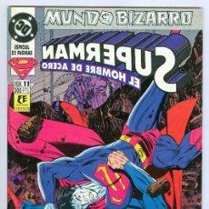 Cómics: ZINCO. SUPERMAN EL HOMBRE DE ACERO. 11.. Lote 292623973