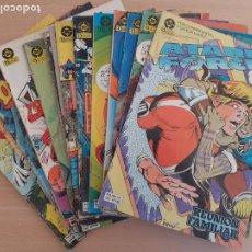 Cómics: COMICS DC EDICIONES ZINCO. LOTE DE 14 EJEMPLARES. ARION, OMEGA MEN, SUPERMAN, ATTARI FORCE, ETC. Lote 293244323