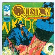 Cómics: ZINCO. QUESTION. 8. Lote 293291923