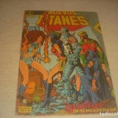Cómics: NUEVOS TITANES N. 16, DC.. Lote 293350388