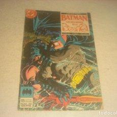 Cómics: BATMAN N. 26. LAS DIEZ NOCHES DE LA BESTIA , DC. Lote 293361703