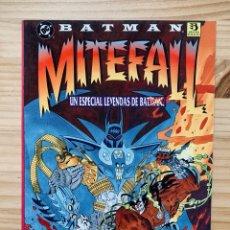 Cómics: BATMAN: MITEFALL (1996). Lote 293442303