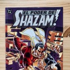 Cómics: EL PODE DE SHAZAM! (EDICIONES ZINCO 1995). Lote 293442728